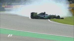F1 Spa, FP2: sempre dominio Mercedes