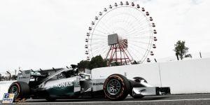 Nico Rosberg, primer samurái en Suzuka