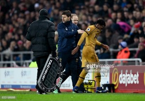 Spurs bidding to have injured Danny Rose back within three weeks