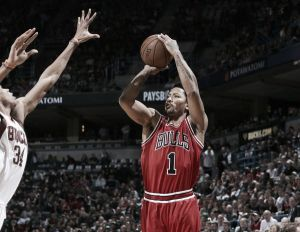 Derrick Rose encarrila la eliminatoria para Chicago