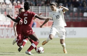 Canada calls 10 NWSL players for their June 10th friendly against Germany