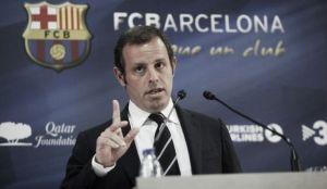 El juez sienta en el banquillo a Bartomeu, a Rosell y al Barça