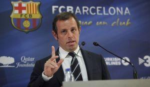 "Rosell: ""He intentado convencer a Valdés para que se quede en el Barça"""