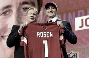 Josh Rosen... ¿titular en los Cardinals?