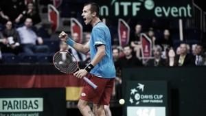 Rosol confirma el gran momento de la República Checa