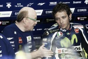 """Valentino Rossi: """"Esperaba sufrir algo más con la moto"""""""
