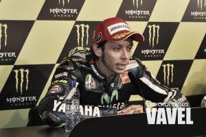 """Valentino Rossi: """"He rodado rápido y siendo consistente"""""""