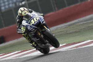 """Valentino Rossi: """"No estoy 100% contento con mi clasificación"""""""