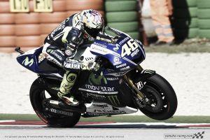 Valentino Rossi, profeta en su tierra