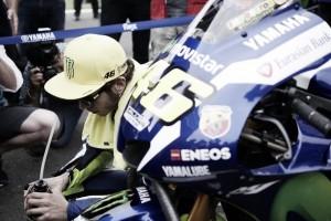 """Valentino Rossi: """"Austin es un circuito complicado para la Yamaha"""""""