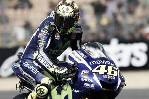 """Valentino Rossi: """"Nuestro ritmo es bastante bueno"""""""