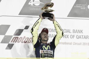 """Valentino Rossi: """"Después de la victoria todos estamos muy motivados"""""""