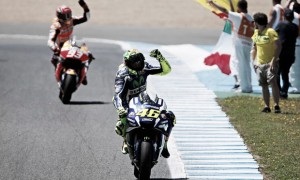 Rossi wins in Catalan after a dramatic and eventful race