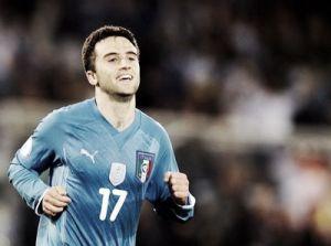 Balzaretti y Giuseppe Rossi vuelven a la Azzurra