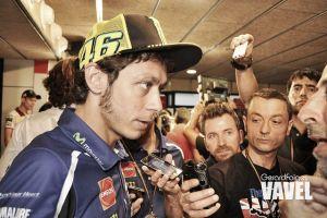 """Valentino Rossi: """"Tenemos que continuar"""""""