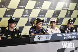 """Valentino Rossi: """"La sesión de clasificación no se me da muy bien"""""""