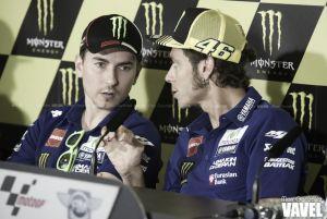 Rueda de prensa del GP de Gran Bretaña de MotoGP 2015