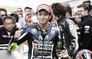 """Valentino Rossi: """"Misano es mi pista, me encanta este lugar y me gusta este circuito"""""""