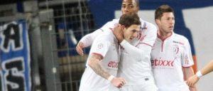El Lille rentabiliza su gol en Guingamp y se aleja del descenso