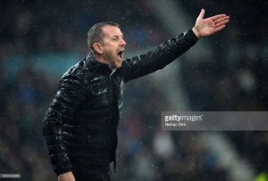 Gary Rowett admits Derby made 'mistakes' in Burton defeat