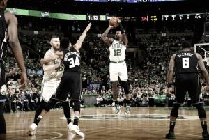 """Momentazo NBA: """"Clutch time"""" en Boston"""