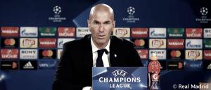 """Zidane: """"El resultado es merecido, estoy orgulloso de todos los jugadores"""""""