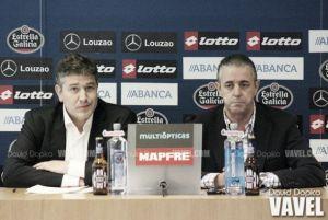 Antiviolencia apunta al Deportivo y a Miguel Otero por la gestión de la entradas