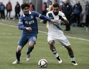 Résumé 20ème Journée Russian PL: Le coup de mou du Dinamo