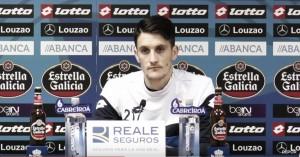 """Luis Alberto: """"Espero marcar más goles, Lucas siempre me mete presión"""""""