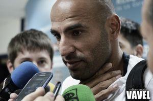 """Manuel Pablo: """"Víctor quiere sacar esto adelante, y evidentemente estamos con él"""""""
