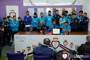 La plantilla del Real Jaén lleva desde 2015 sin cobrar y vive una situación límite