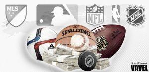 Grandes ligas norteamericanas: el dinero no es ningún problema