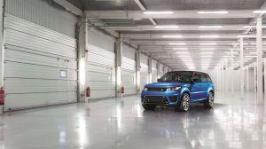 Range Rover Sport SVR, más potente y deportivo