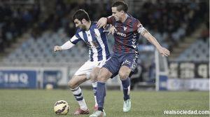 Real Sociedad - SD Eibar: puntuaciones de la Real Sociedad, jornada 20