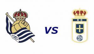 Real Oviedo - Real Sociedad en dieciseisavos de Copa