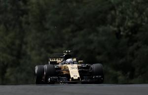 Un Palmer contra las cuerdas se muestra optimista con el RS17