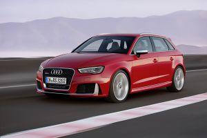 Nuevo Audi RS3, el compacto más potente