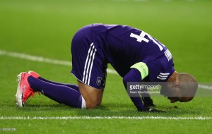 RSC Anderlecht 1-2 Bayern Munich: Away win for Bavarians leaves Anderlecht pointless in Group B
