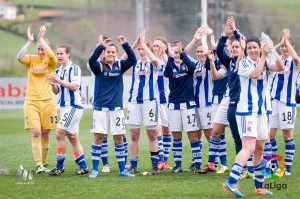 Primera División Femenina: Zubieta frena al Atlético