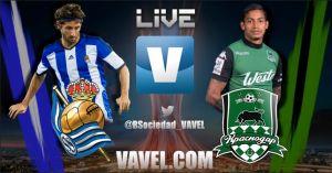 Europa League 2014 en vivo: Real Sociedad vs FC Krasnodar en directo y online