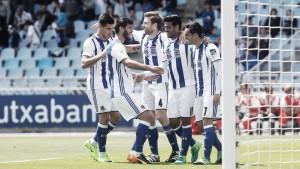 LaLiga: la Sociedad torna alla ribalta, condannando alla retrocessione il Granada (2-1)