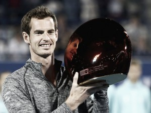Andy Murray confirms his participation in the Mubadala World Tennis Championship