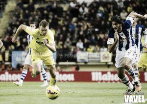 Resultado Villarreal vs Real Sociedad en la Copa del Rey 2015 (1-0)