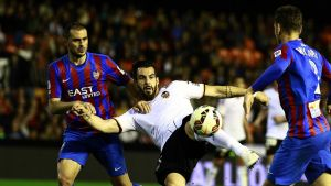 El Valencia-Levante a las 18:15 el 31 de Octubre