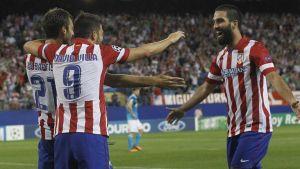 Grupo accesible para el Atlético de Madrid