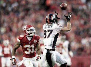 Denver domina la AFC después de ganar a los Chiefs en un espectáculo aéreo