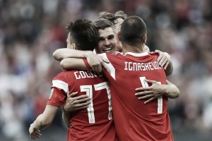 2018 FIFA Word Cup Day 1 Recap: Russia start off the tournament in dominant fashion