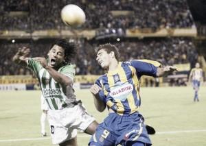Rosario Central - Atlético Nacional: Los datos de Oscar Yamit