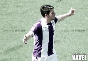 Rubén Díaz abandona el Real Valladolid B
