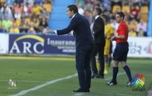 """Rubén Baraja: """"El resultado ha sido demasiado abultado"""""""